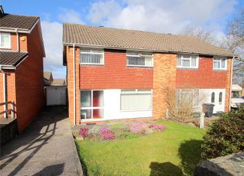 Thumbnail 3 bedroom semi-detached house for sale in Harnhill Close, Hartcliffe, Bristol