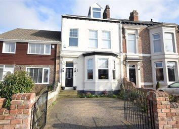 Thumbnail 5 bedroom terraced house for sale in Cauldwell Villas, South Shields, South Shields