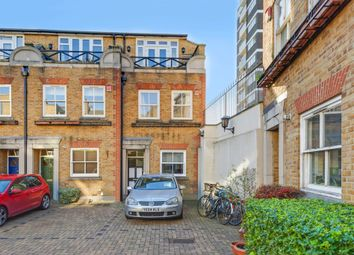 Thumbnail 3 bedroom town house to rent in Old Dairy Mews, Kentish Town, London