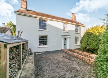 Thumbnail 3 bed detached house for sale in High Street, Bures