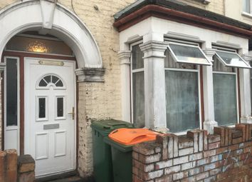 Thumbnail 3 bed terraced house for sale in Whyteville Road, Forest Gate, London