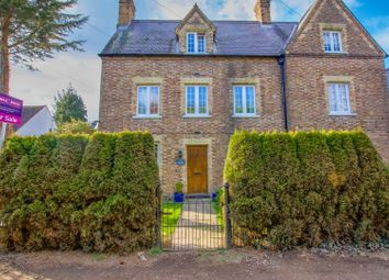 Thumbnail 4 bed semi-detached house for sale in Kennel Green, Ascot