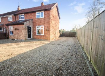 Thumbnail 3 bed end terrace house for sale in Orchard Valley, Holton, Halesworth