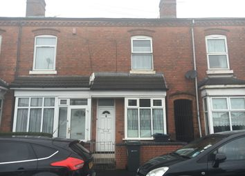 Thumbnail 2 bedroom terraced house to rent in Leslie Road, Perry Barr, Birmingham