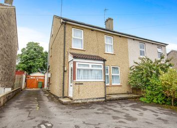 Thumbnail 4 bed semi-detached house for sale in Wells Road, Chilcompton, Radstock