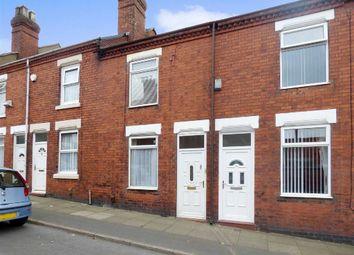Thumbnail 2 bedroom terraced house for sale in Best Street, Fenton, Stoke-On-Trent