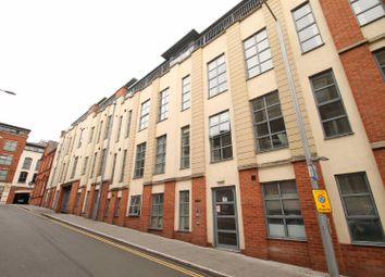 Thumbnail 1 bed flat to rent in Castle Exchange, Old Lenton Street, Nottingham