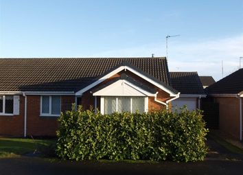 Thumbnail 2 bed semi-detached bungalow for sale in Prestbury Avenue, Cramlington