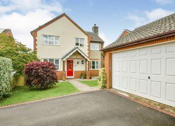 Thumbnail 6 bed detached house for sale in Windsor Close, Ivybridge