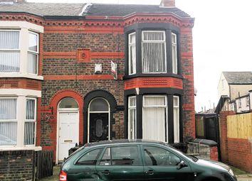 Thumbnail 2 bed terraced house to rent in Cowper Street, Bootle, Liverpool
