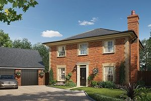 Thumbnail 4 bedroom detached house for sale in The Shannocks, Cromer Road, Holt, Norfolk
