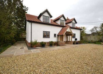 Thumbnail 4 bedroom detached house for sale in Mill Road, Battisford, Stowmarket