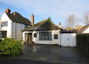 Thumbnail 5 bedroom detached bungalow for sale in Risebridge Road, Gidea Park, Romford
