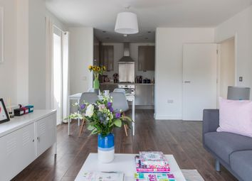 Thumbnail 3 bed flat for sale in Coral Court, Telford Road, London
