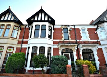 4 bed terraced house for sale in Blenheim Road, Penylan, Cardiff CF23