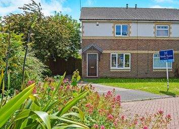 Thumbnail 2 bedroom terraced house for sale in St. Abbs Close, Victoria Dock, Hull