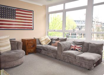 Thumbnail 2 bed flat for sale in Hill View Court, Woking, Surrey
