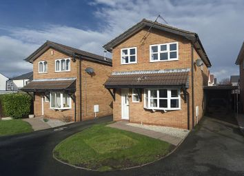 Thumbnail 4 bed detached house for sale in Rochford Grove, Penn, Wolverhampton