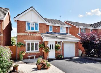Thumbnail 4 bed detached house for sale in Hillside View, Credenhill, Hereford