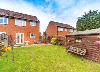 Thumbnail 3 bedroom terraced house for sale in Reedland Way, Felixstowe, Suffolk