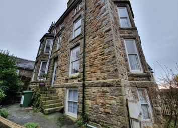 Thumbnail 2 bed flat to rent in Belmont Villas, Penzance, Cornwall