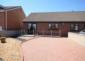 Thumbnail 2 bed semi-detached bungalow for sale in High Road, Stanley, Crook