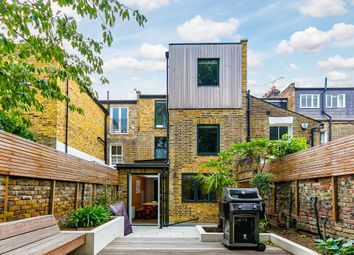 Thumbnail 4 bed terraced house to rent in Mallinson Road, London