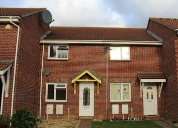 Thumbnail 2 bed terraced house to rent in Larkspur Close, Weymouth