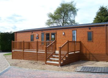 Thumbnail 2 bed mobile/park home for sale in Sidmouth Road, Rousdon, Lyme Regis