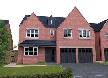 5 bed detached house for sale in Off Repton Road, Willington, Derby DE65