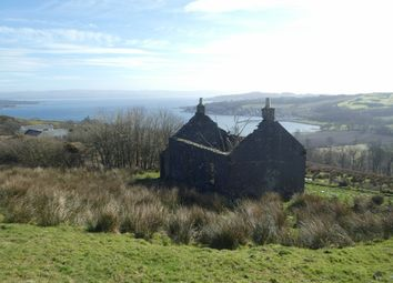 Thumbnail Land for sale in Port Bannatyne, Isle Of Bute