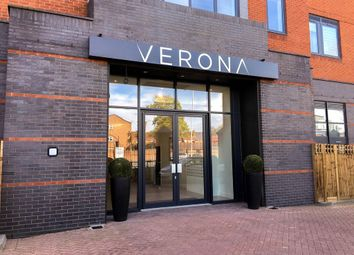 Thumbnail 1 bed flat to rent in Verona Apartments, Wellington Street, Slough