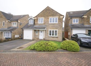 Thumbnail 5 bed detached house to rent in Imperial Close, Bailiff Bridge, Brighouse