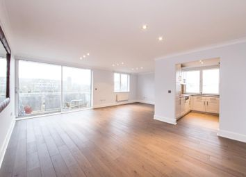 Thumbnail 2 bed flat to rent in North Bank, London
