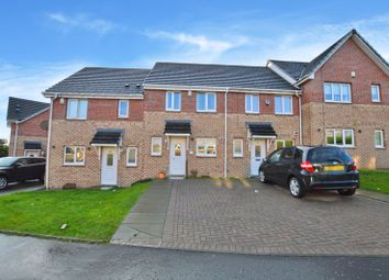 Thumbnail 2 bed terraced house for sale in Strathcarron Drive, Paisley