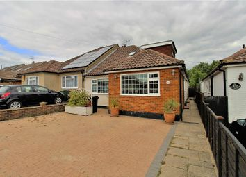 Thumbnail 3 bed semi-detached bungalow for sale in The Crescent, Horley, Surrey.