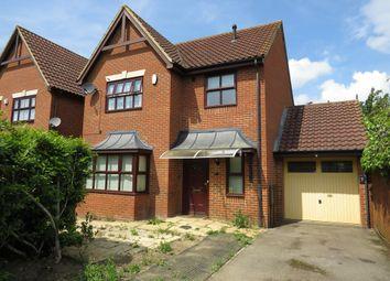 3 bed detached house for sale in Malton Close, Monkston, Milton Keynes MK10