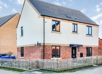 4 bed detached house for sale in Scott Close, Marina Park, Northampton NN5