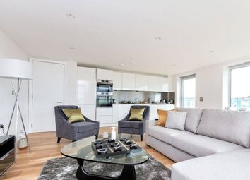 Thumbnail 3 bed flat for sale in Theatro Tower, Creek Road, London