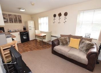 Thumbnail 1 bed flat to rent in Garden Street, Derby