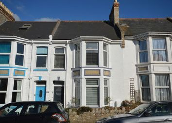Thumbnail 5 bed terraced house for sale in Fernhill Road, Newquay