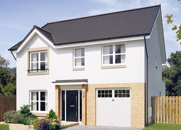 "Thumbnail 4 bed detached house for sale in ""The Rosebury Showhome"" at Blantyre, Glasgow"