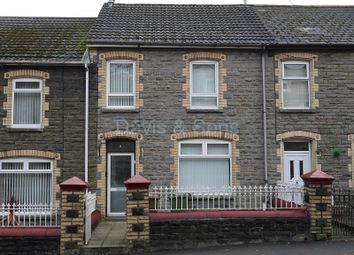 Thumbnail 3 bed terraced house for sale in Nine Mile Point Road, Wattsville, Cross Keys, Newport