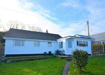 Thumbnail 3 bed detached bungalow for sale in Frogpool, Frogpool, Nr Truro, Cornwall