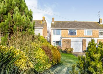 Thumbnail 3 bedroom semi-detached house for sale in Recreation Road, Durrington, Salisbury