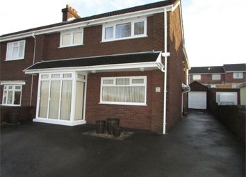 Thumbnail 4 bedroom semi-detached house for sale in Cimla Common, Cimla, Neath, West Glamorgan
