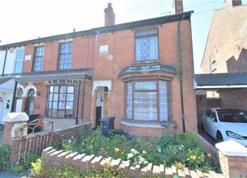 Thumbnail 2 bed end terrace house for sale in Gate Street, Sedgley, Dudley