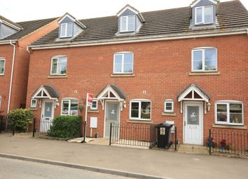 Thumbnail 3 bed town house for sale in Ermine Street, Ancaster, Grantham