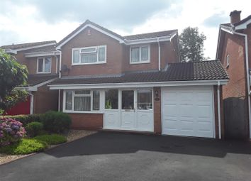 Thumbnail 4 bed property for sale in Cygnet Drive, Telford