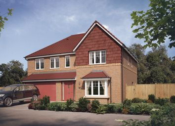 Thumbnail 5 bed detached house for sale in Walker Drive, Stamford Bridge, York